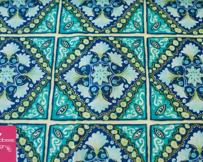 Turkish Tile ozean Michael Miller