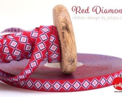 Webband Red Diamond