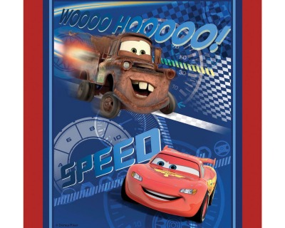 Disney CARS Speed racing PANEL