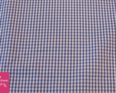 VICHY Karo blau