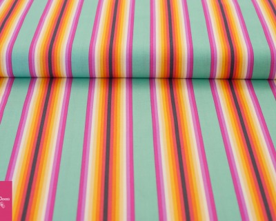 CHIPPER Tick Tock Stipes sorbet by