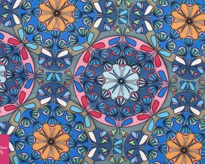 Donna Maria dunkelgrün by lila lotta