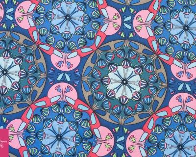 Donna Maria dunkelblau by lila lotta