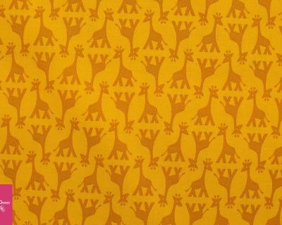 RHODA RUTH Giraffe Senf