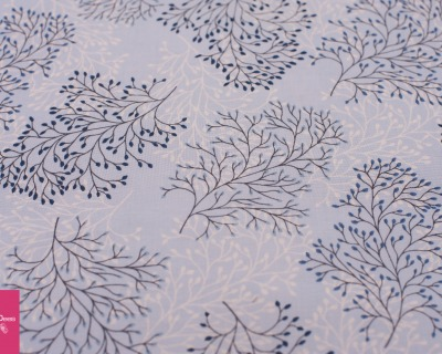 BRANCHES hellblau by Copenhagen Prints
