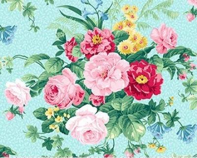Julias Garden roses hellblau
