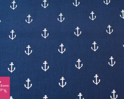 ANCHORS AWAY navi by Sarah Jane