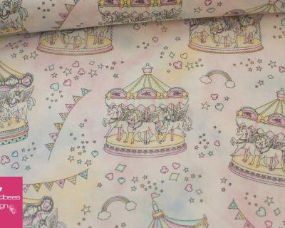 Unicorn Karusell rosa von COSMO
