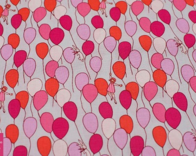 BALLOONS Border by Sarah Jane
