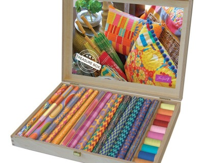 TREASURE BOX by Kaffe Fassett für