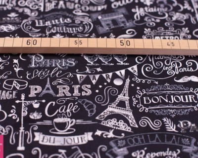 Paris Chalkboard