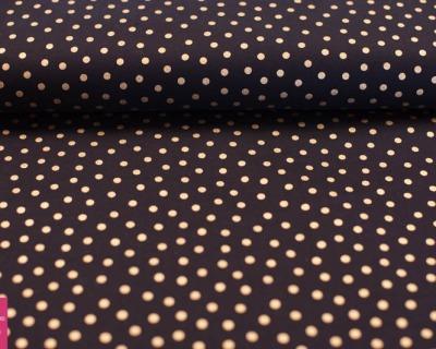 MIXOLOGY LUXE dots schwarz-gold