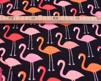 URBAN ZOOLOGIE flamingo black