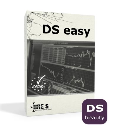 DS easy die Datenschutz-Selbstservicelösung Jahreslizenz beauty