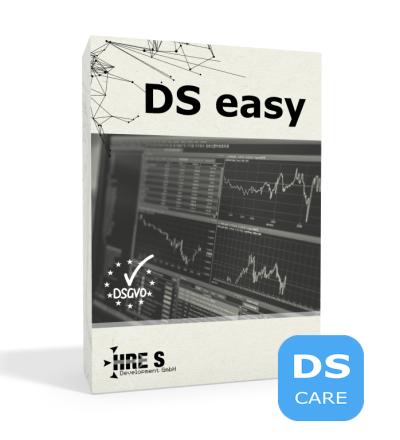 DS easy die Datenschutz-Selbstservicelösung Jahreslizenz care