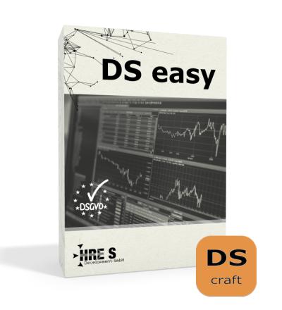 DS easy die Datenschutz-Selbstservicelösung Jahreslizenz craft