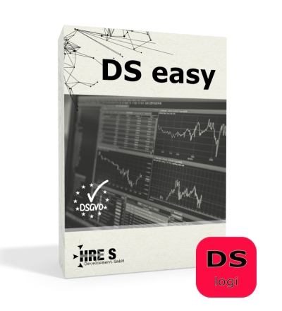 DS easy die Datenschutz-Selbstservicelösung Jahreslizenz logi