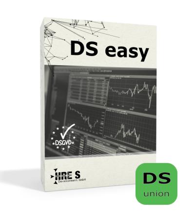 DS easy die Datenschutz-Selbstservicelösung Jahreslizenz union