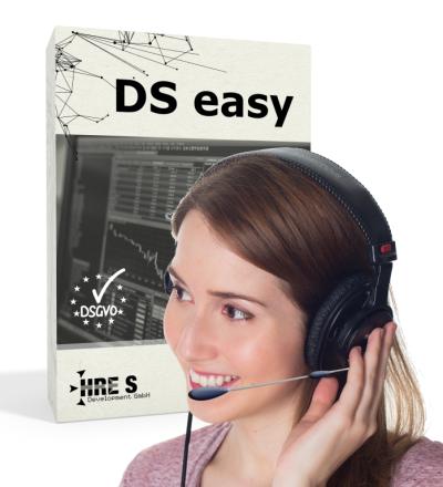 Einweisungswebinar in DS easy zzgl zur