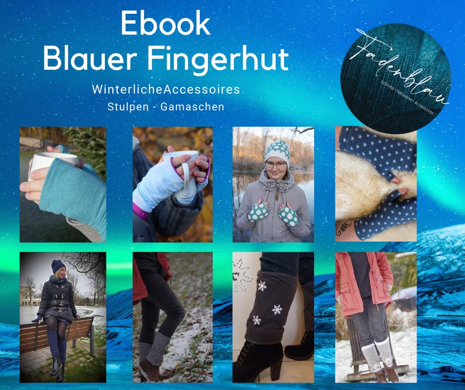 Ebook Blauer Fingerhut