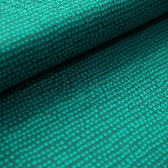 Stoffpaket Zitronen mit Smaragt BioQualität 3