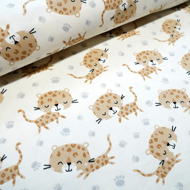 Bio Jersey Leopard Kimi
