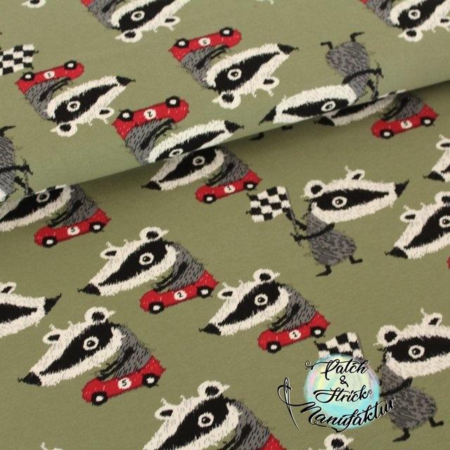 Biojersey Badger race - moos