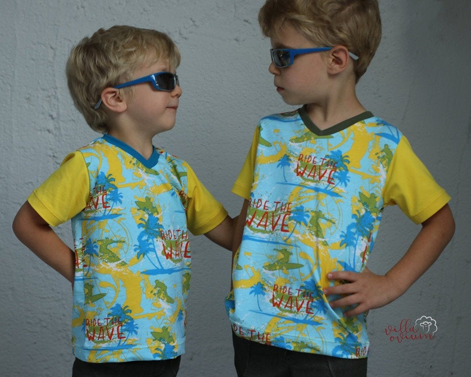 Biojersey Surf the wave 2