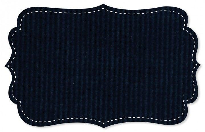 Bio Cord Navy Blau Babycord 2
