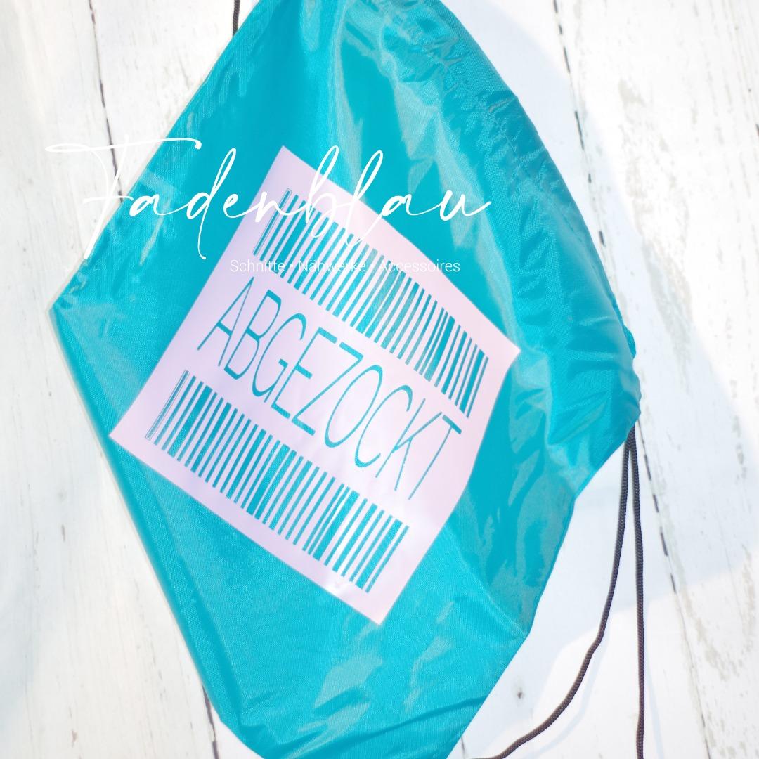 Plotterdatei Strichcode Shopping 5