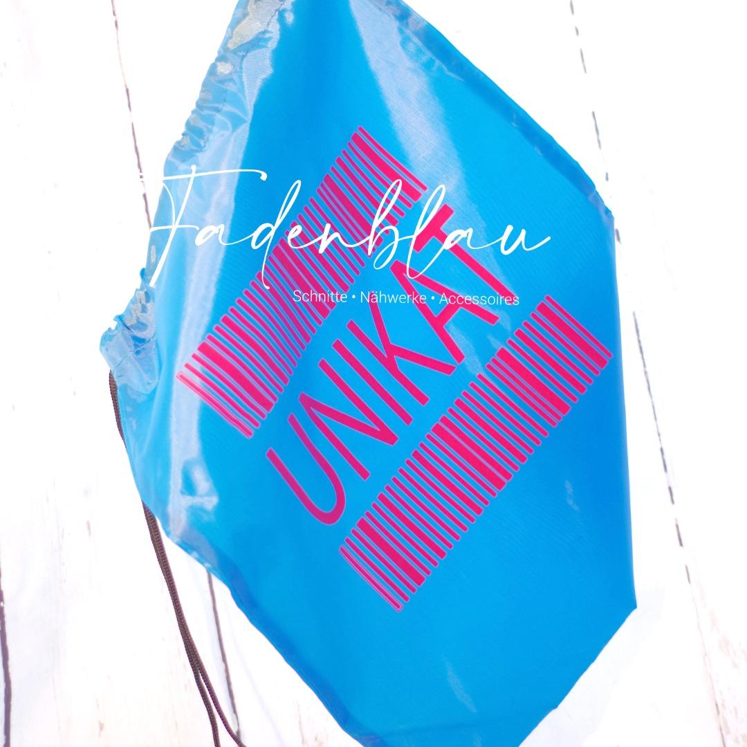Plotterdatei Strichcode Shopping 8