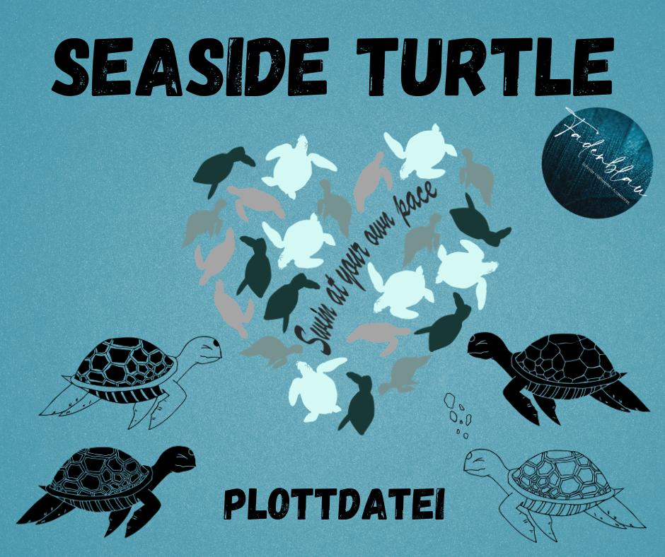 Plottdatei Seaside Turtels