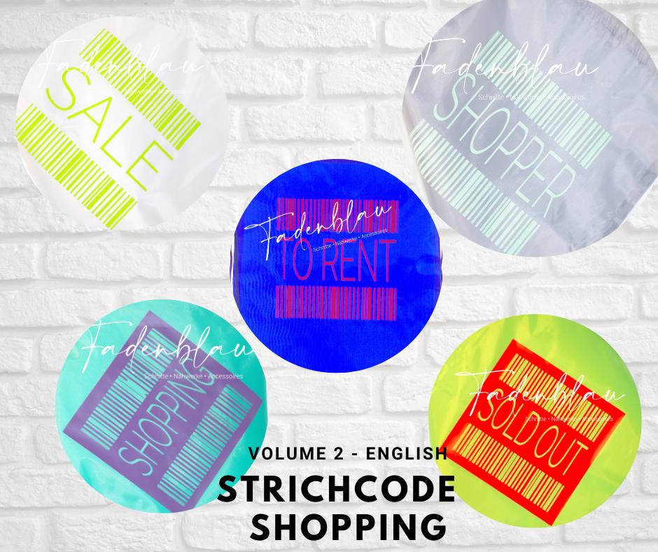 Strichcode Shopping Volume2 5
