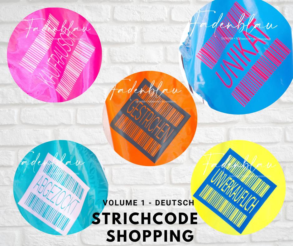 Strichcode Shopping Volume1 7