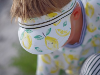 Blauband Stoffpaket Zitronen Ohne Ebook