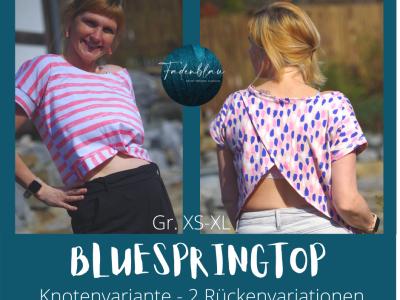 Ebook BlueSpringTop - Fadenblau