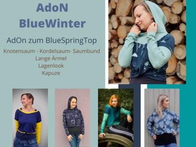 Ebook AdOn BlueSpringTop - Fadenblau