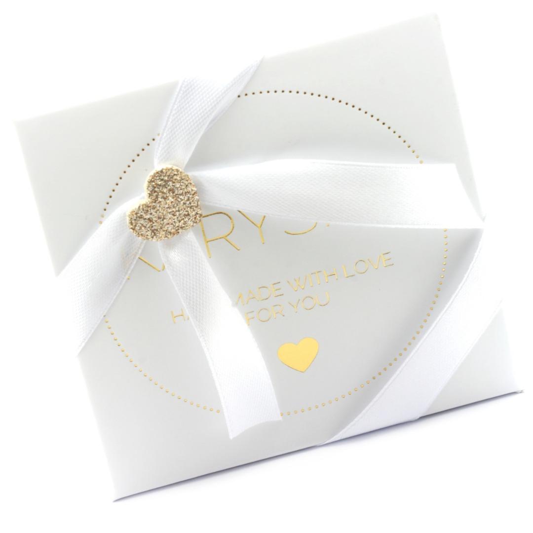 Außergewöhnliche Perlenohrringe aus Silber 2