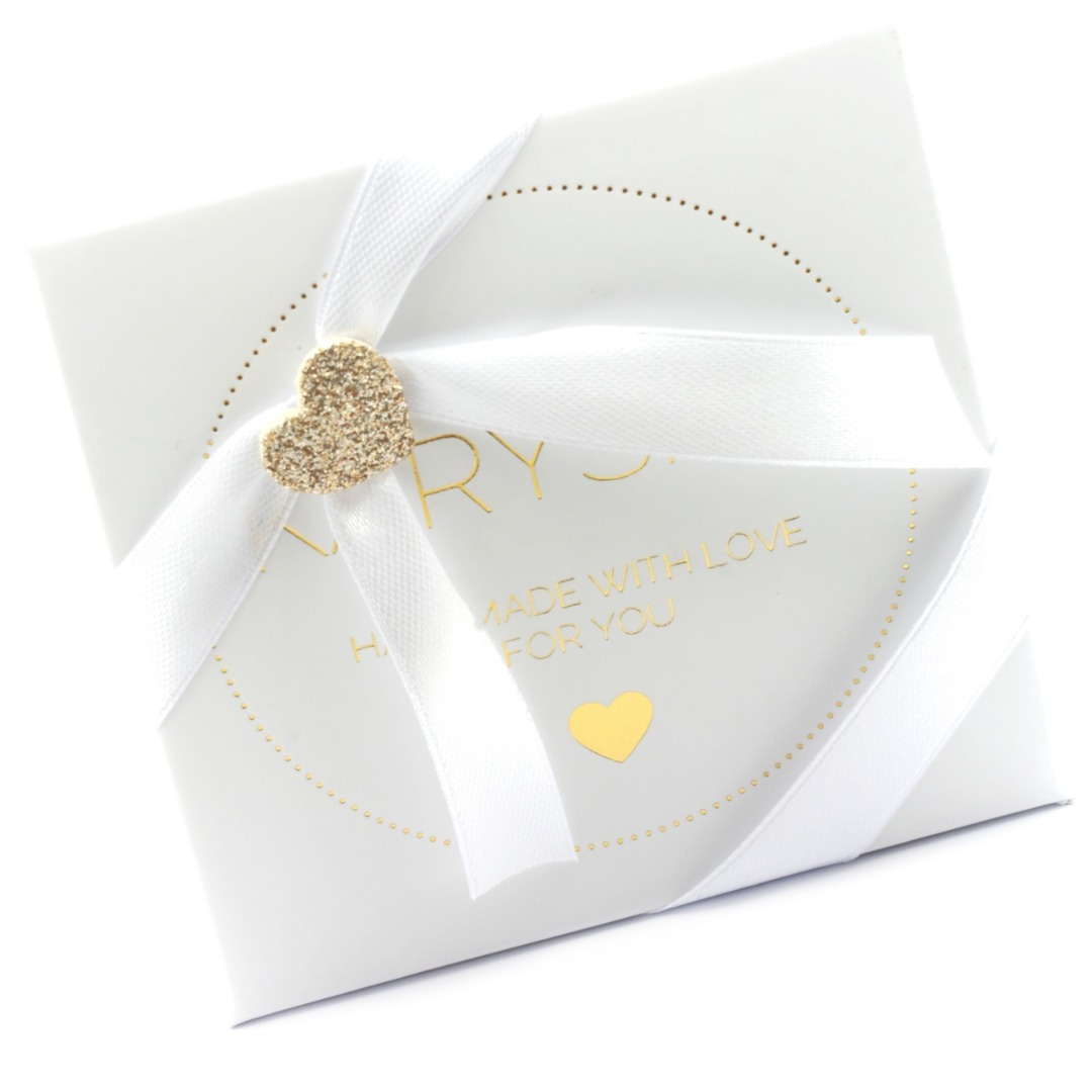 Filigrane Kristallkette 925-er Silber vergoldet 3