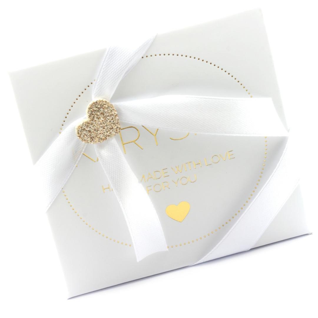 Ohrhänger Rosenquarz mit Blume gold 5