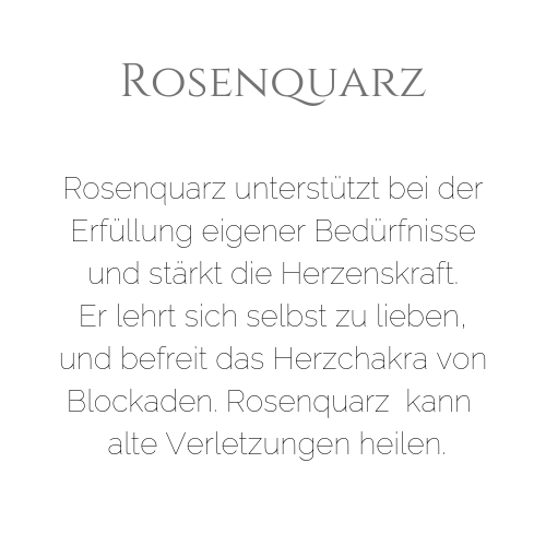 Rosenquarz-Armband Damen mit Schutzengel Silber perfektes