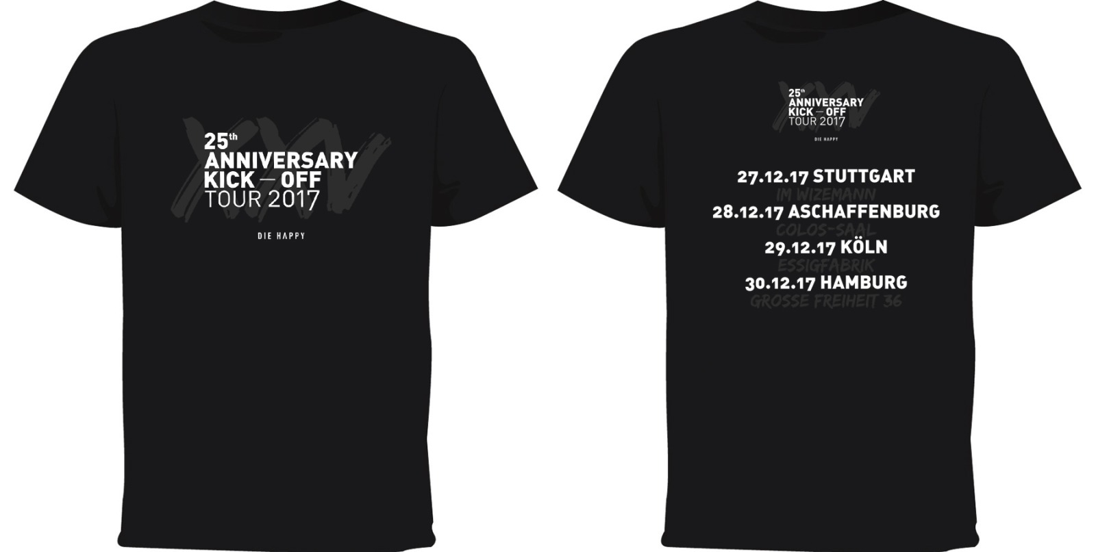 Tourshirt 2017