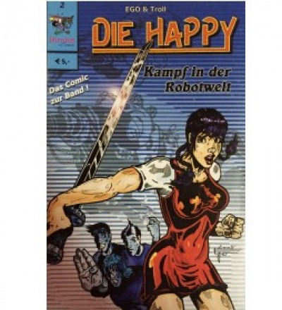 Die Happy Comic - Part 2