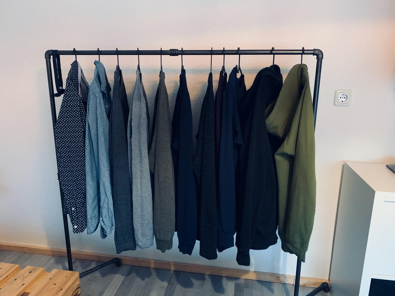 Design Kleiderständer - Mäxchen 2