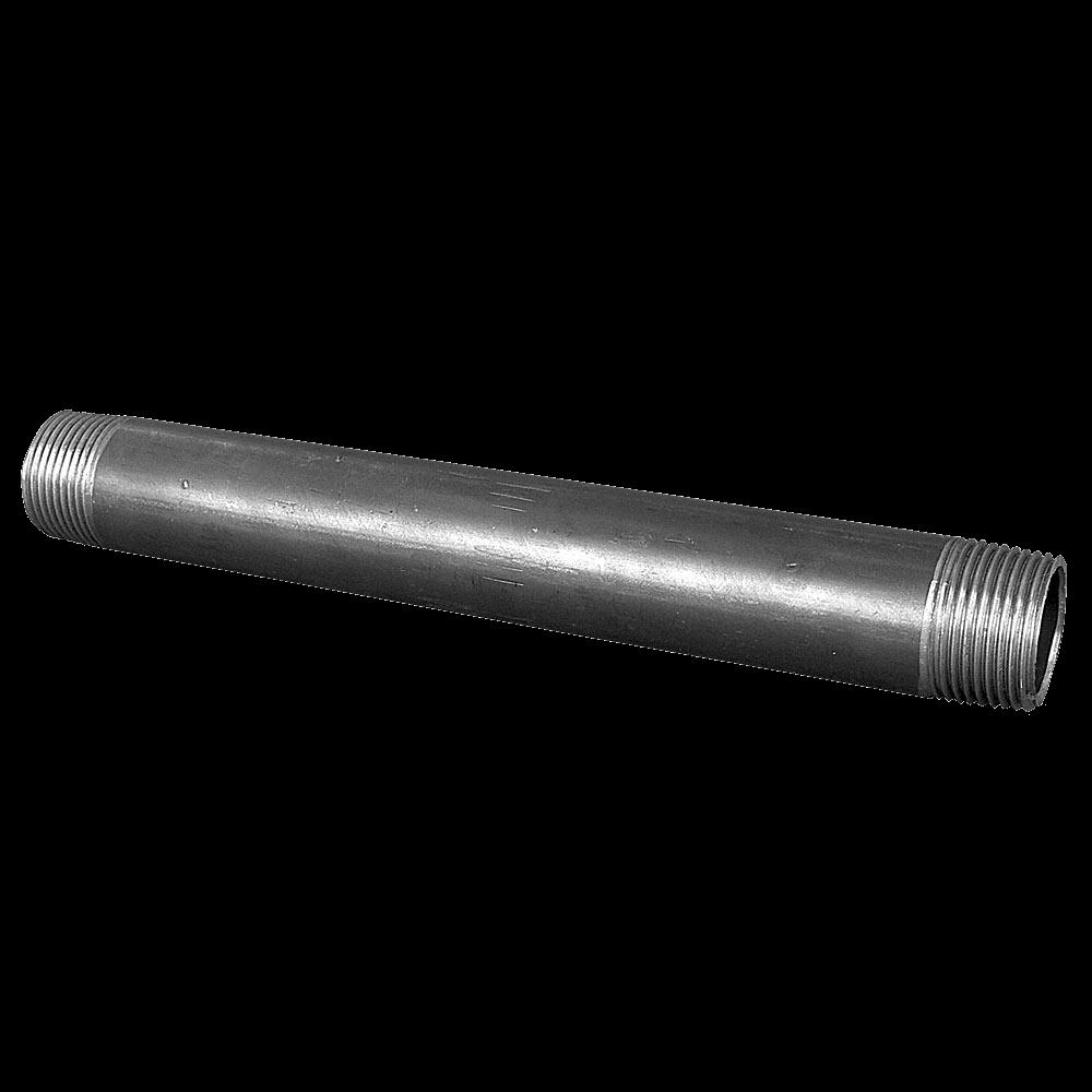 Stahlrohr 400mm