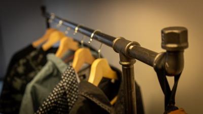 Design Kleiderständer Linchen Kleiderständer im Industrial