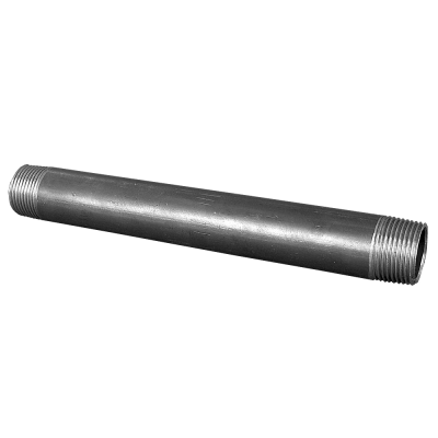 Stahlrohr 800mm 1/2 Zoll Rohr auf