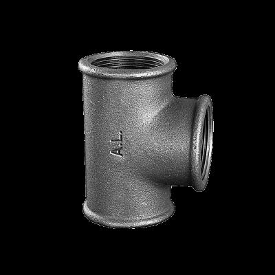T-Stück/Verbinder - Kreuzverbinder für Stahlrohr