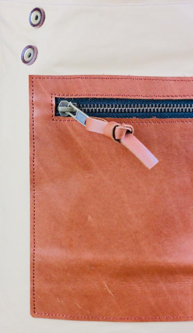 KAKO: Gymbag & Shopper - Senf