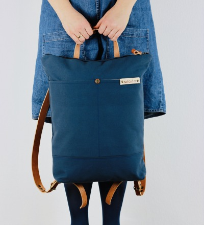 HANUA: Backpack - Ocean